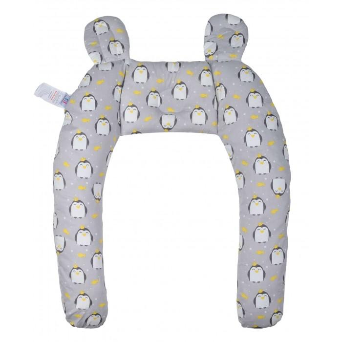 Купить Подушки для малыша, Farfello Мягкие защитные барьеры W2 Пингвины
