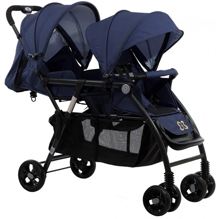 Купить Коляски для двойни и погодок, Farfello Прогулочная коляска для двойни и погодок 705