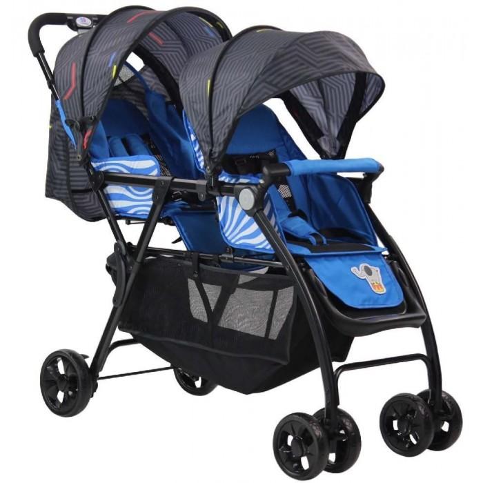 Купить Коляски для двойни и погодок, Farfello Прогулочная коляска для двойни Vivid Plus