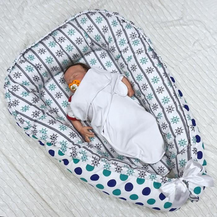 Постельные принадлежности , Позиционеры для сна Farla Кокон-Гнездышко для новорожденного Nest арт: 152587 -  Позиционеры для сна