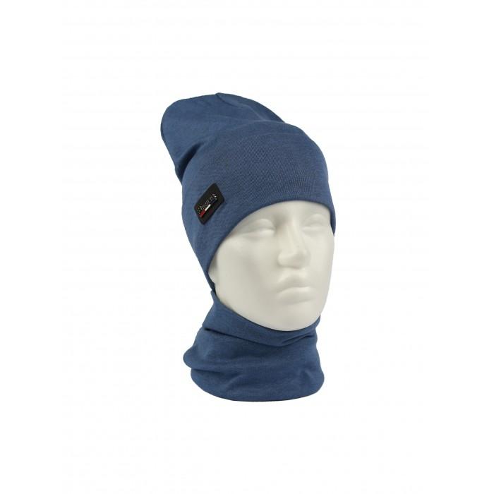 Шапки, варежки и шарфы Fate Style Комплект (шапка, снуд) КМДН-5