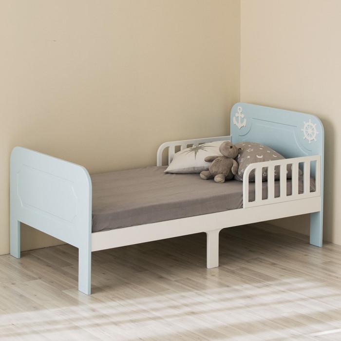 Купить Кровати для подростков, Подростковая кровать Феалта-baby Море 180х80 см
