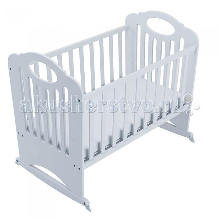 Детская кроватка Феалта-baby Сказка (поперечный маятник)