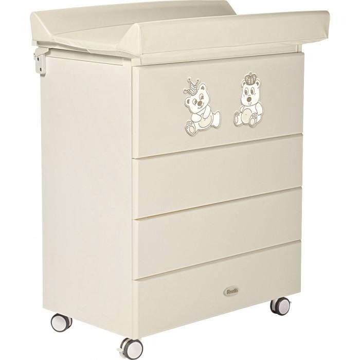 Детская мебель , Комоды Feretti Bagnetto Majesty пеленальный (4 ящика) арт: 351130 -  Комоды