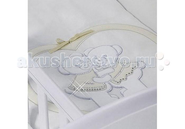 Постельные принадлежности , Бортики в кроватку Feretti Chaton арт: 351260 -  Бортики в кроватку