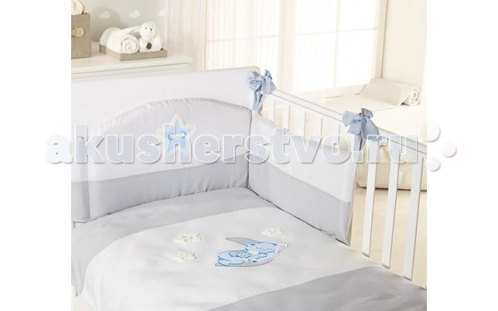 Бортики в кроватку Feretti Little Bear бортики в кроватку nattou charlotte