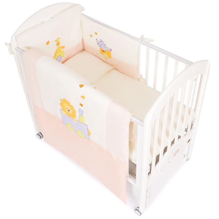 Комплекты в кроватку Feretti Safari (6 предметов)