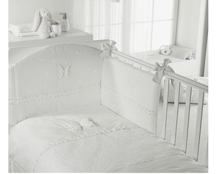 Комплект в кроватку Feretti Sestetto high Charme Brilliante (6 предметов)
