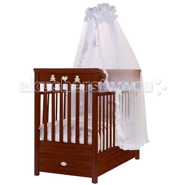 Детские кроватки Feretti FMS Elite продольный маятник