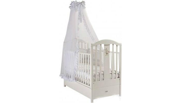 Детские кроватки Feretti FMS Ricordo продольный маятник детские кроватки антел каролина 5 маятник продольный