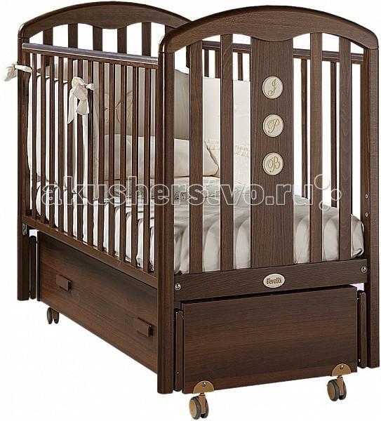 Купить Детские кроватки, Детская кроватка Feretti Elegance Swing продольный маятник