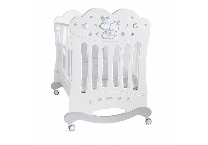 цена на Детские кроватки Feretti Etoile качалка