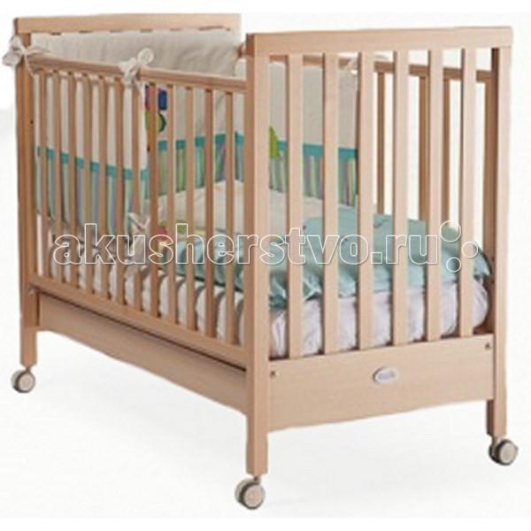 Купить Детские кроватки, Детская кроватка Feretti Papa Cote 120x60