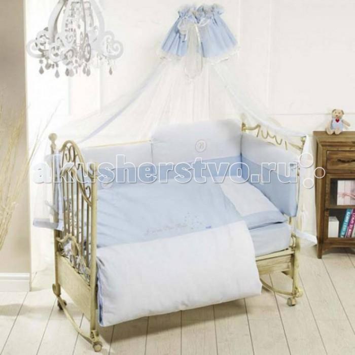Постельные принадлежности , Комплекты в кроватку Feretti Petit Bebe (6 предметов) арт: 12277 -  Комплекты в кроватку