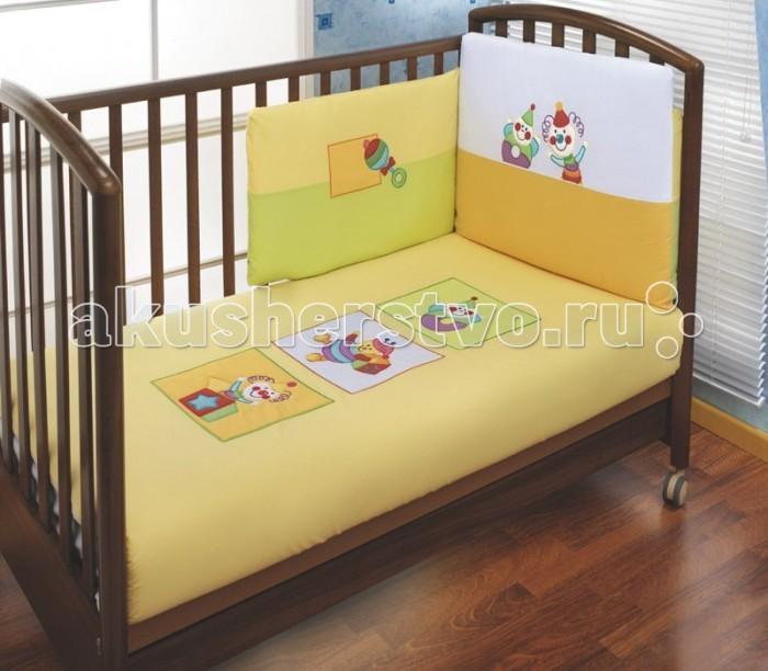 Комплект в кроватку Feretti Puppet Sestetto (6 предметов)