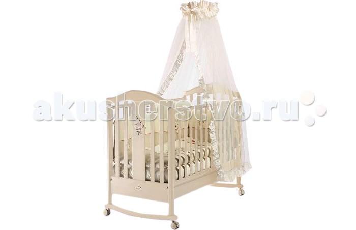 Детская кроватка Feretti Ricordo Dondolo качалка