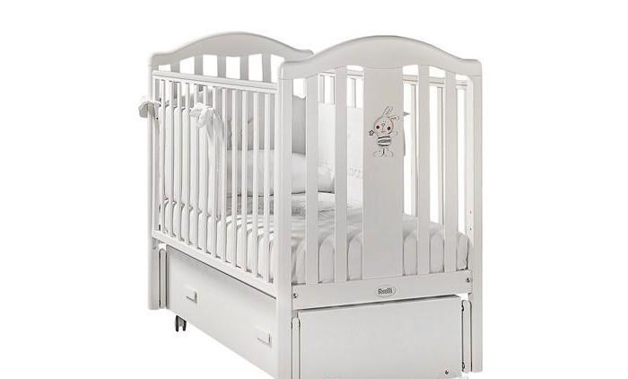 Детские кроватки Feretti Ricordo Swing продольный маятник детские кроватки антел каролина 5 маятник продольный