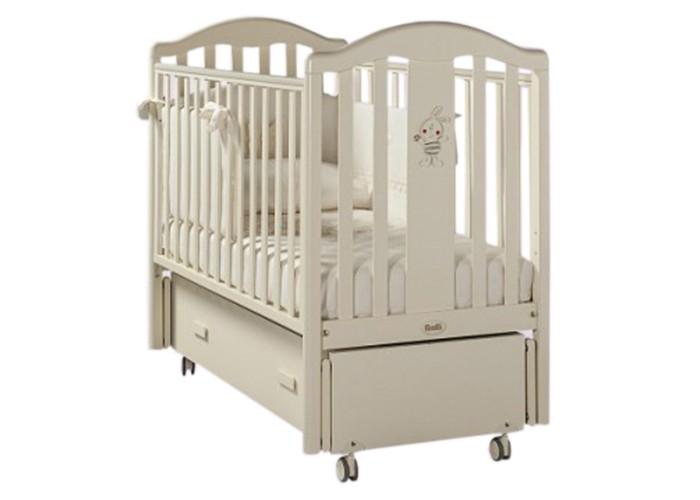 Детские кроватки Feretti Ricordo Swing продольный маятник детские кроватки feretti ricordo