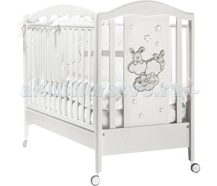 Детские кроватки Feretti Romance детские кроватки feretti enchant dondolo качалка