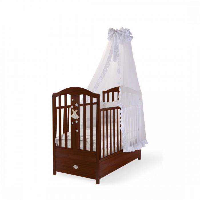 Купить Детские кроватки, Детская кроватка Feretti FMS Romance продольный маятник