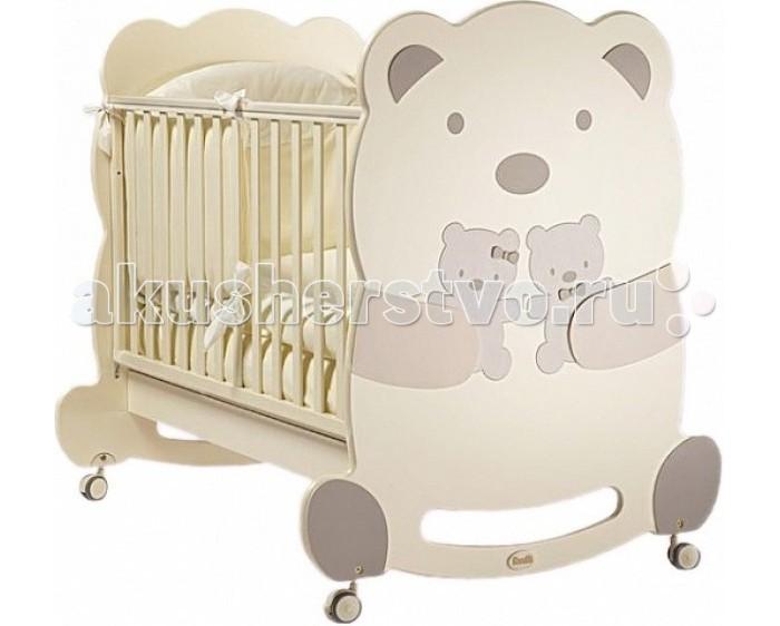 Детские кроватки Feretti Velvet качалка детские кроватки feretti ricordo
