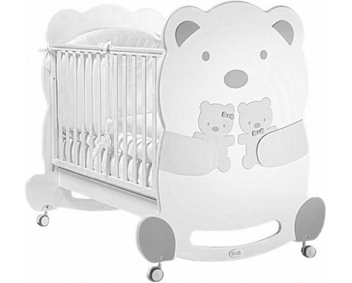 Детские кроватки Feretti Velvet качалка детские кроватки гандылян габриэлла люкс качалка