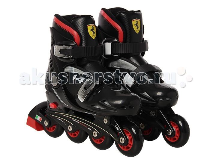 Детский транспорт , Роликовые коньки Ferrari Kids Basic Skate FK-7 арт: 299278 -  Роликовые коньки