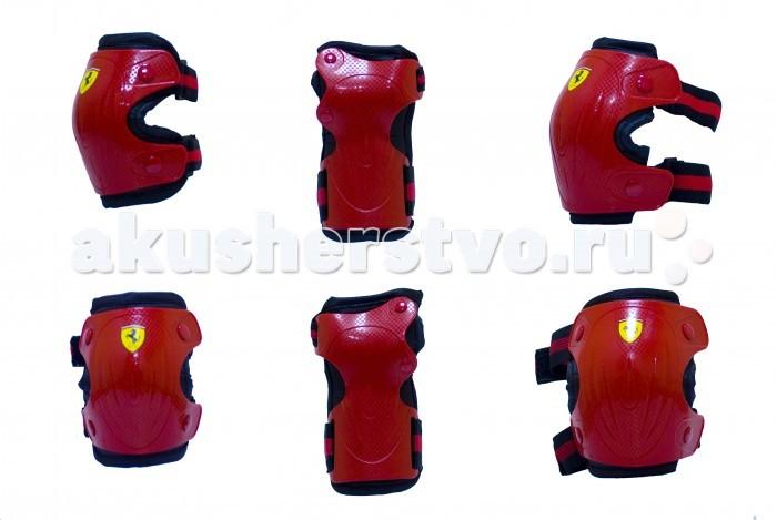 Детский транспорт , Шлемы и защита Ferrari Защита Skate Protector FAP-16 арт: 299290 -  Шлемы и защита