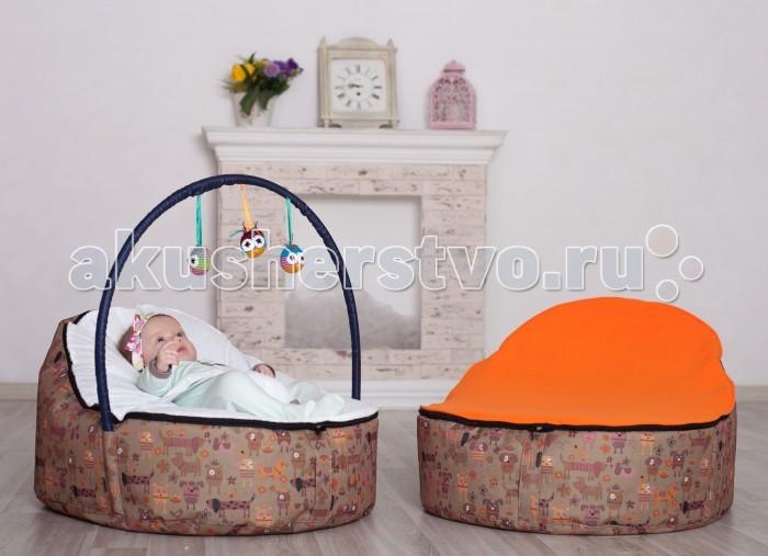 Позиционеры для сна Feter Кокон для новорожденных Baby Bean Bag Собаки, Позиционеры для сна - артикул:481881