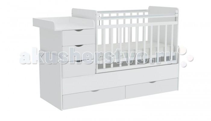 Купить Кроватки-трансформеры, Кроватка-трансформер Фея 1150
