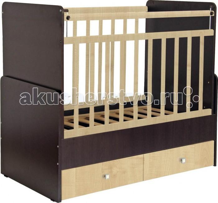 Кроватки-трансформеры Фея 720 детские кроватки kitelli kito orsetto качалка