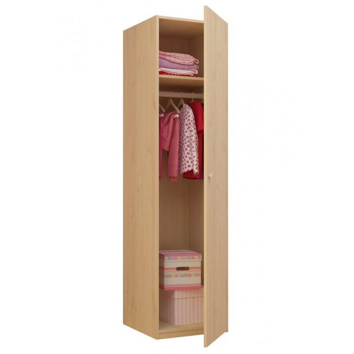 Детская мебель , Шкафы Фея Пенал Фея арт: 477846 -  Шкафы