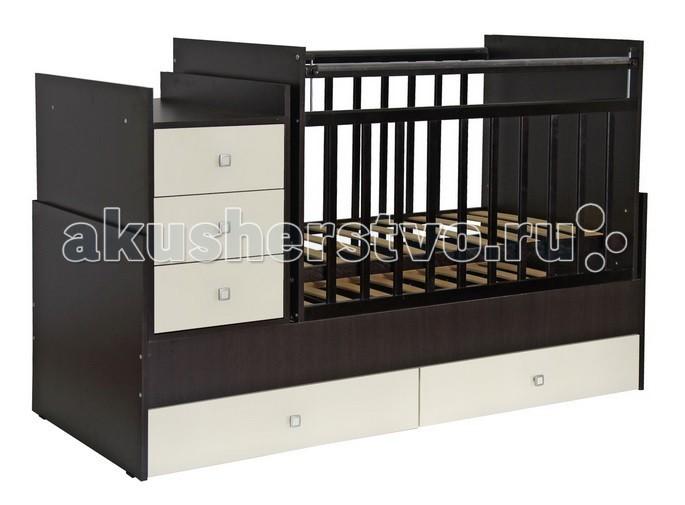 Купить Кроватки-трансформеры, Кроватка-трансформер Фея 1200