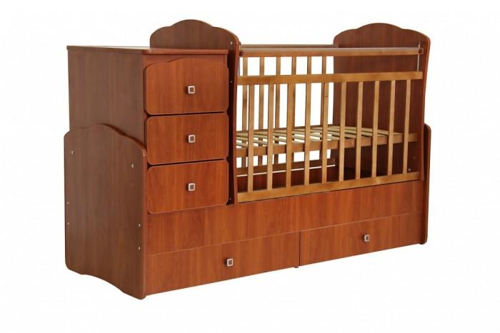 Купить Кроватки-трансформеры, Кроватка-трансформер Фея 2100