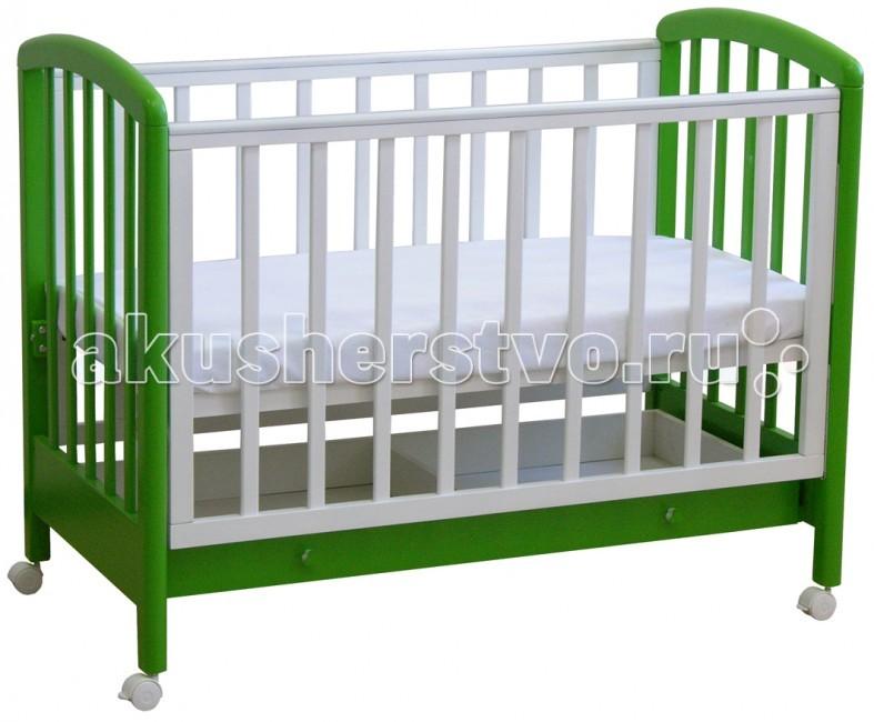 Детская кроватка Фея 600