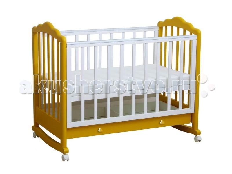 Детские кроватки Фея 621