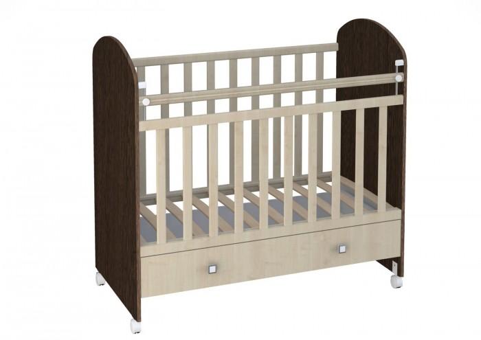 Детские кроватки Фея 700 фея кроватка 313 продольный маятник фея