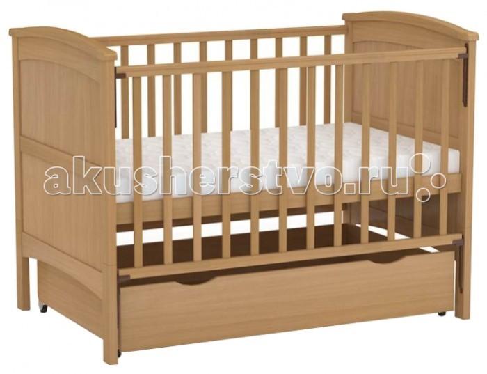 Детская мебель , Детские кроватки Фея 811 арт: 10440 -  Детские кроватки