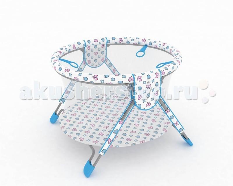Манеж Фея Арена ЭкстраАрена ЭкстраСкладной Манеж Фея Арена Экстра соответствует всем нормам безопасности и ребенок видит все, что происходит вокруг. Удобная модель с яркими рисунками из нетоксичной краски. Дно и края манежа мягкие, защищая ребенка от возможных ушибов. Сетка легко моется. В комплекте четыре ручки-кольца, помогающие ребенку подняться на ножки.   Особенности: манеж имеет 4 ручки-кольца для ребенка дно и края манежа мягкие, чтобы защитить ребенка от ушибов сетка с круговым обзором соответствует всем нормам безопасности покрытие легко моется рисунки выполнены нетоксичной краской легко и компактно складывается занимает мало места при хранении Размеры (ДхШхВ) – 110 х 102 х 74 см Вес - 11.15 кг<br>