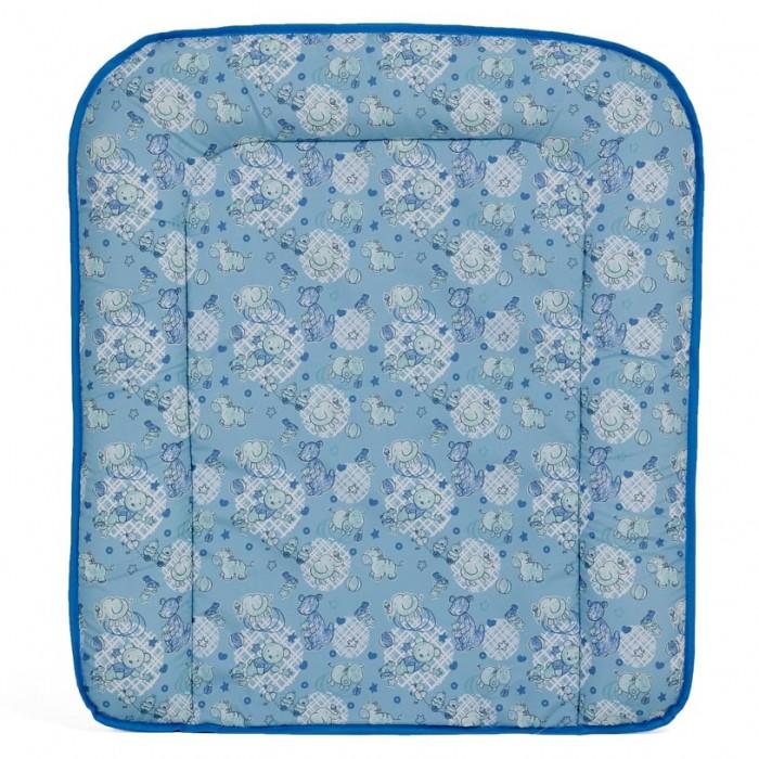 Накладки для пеленания Фея Накладка для пеленания мягкая на комод 60x70