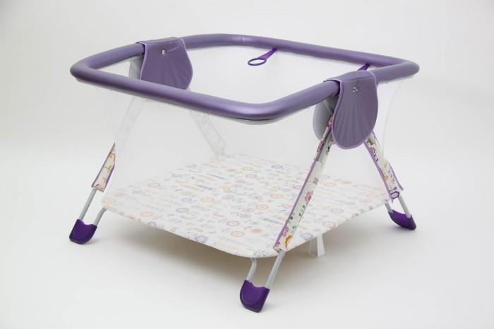 Детская мебель , Манежи Фея Книжка Яркий луг арт: 295216 -  Манежи