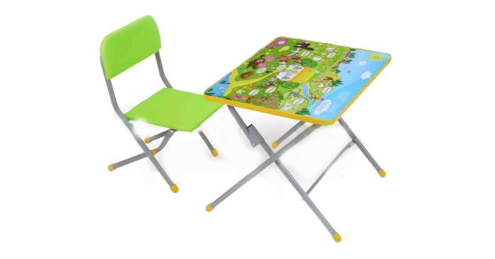 Столы и стулья Фея Комплект детской мебели Досуг №101 консультирование родителей в детском саду возрастные особенности детей
