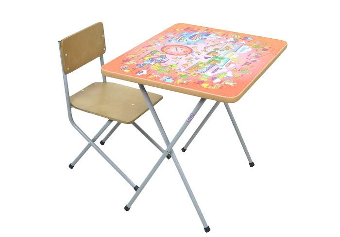 Детские столы и стулья Фея Комплект детской мебели Досуг №201