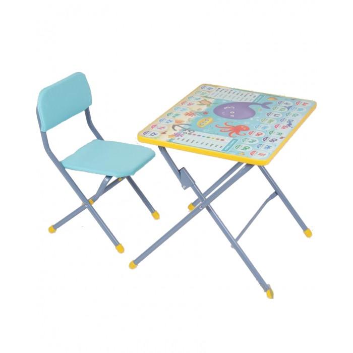 Столы и стулья Фея Комплект детской мебели Досуг №201