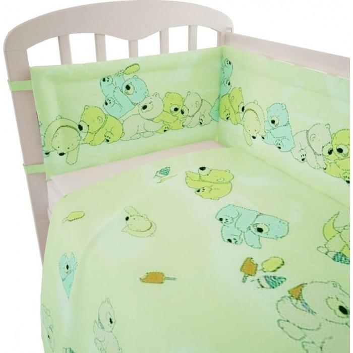 Картинка для Комплект в кроватку Фея Мишки (6 предметов)