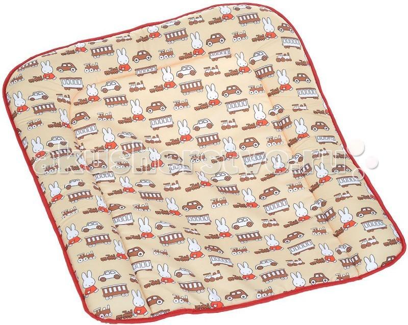 Фото Накладки для пеленания Фея Накладка для пеленания мягкая на комод 60x70
