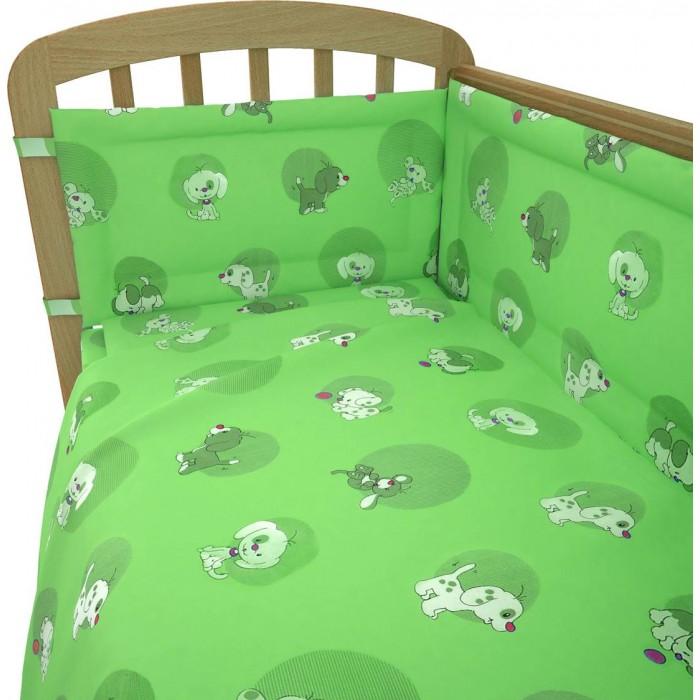 Фото - Комплекты в кроватку Фея Наши друзья 120х60 (6 предметов) комплекты в кроватку beatrice bambini unico mela 125х65 6 предметов