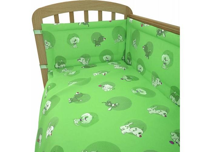 Купить Комплекты в кроватку, Комплект в кроватку Фея Наши друзья 120х60 (7 предметов)