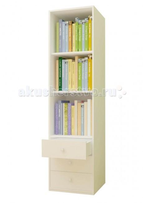Шкафы Фея Стеллаж с ящиками