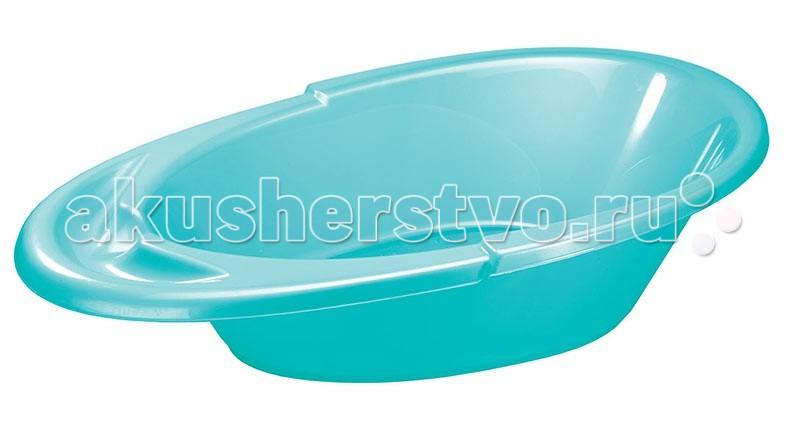 Детские ванночки Бытпласт Ванна детская Счастливый малыш 50 л детские ванночки russia ванна детская океаник